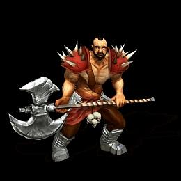warrior Fangs