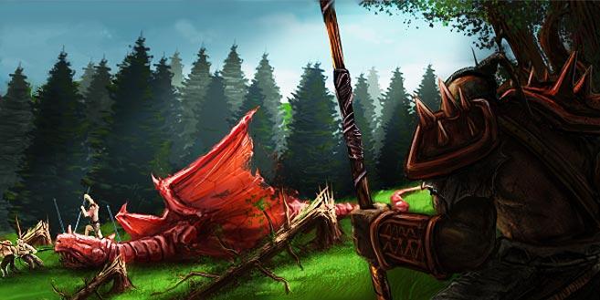 Fangs - Dragon Slayers